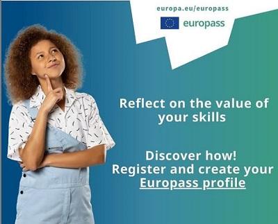 Raquels Europass campaign