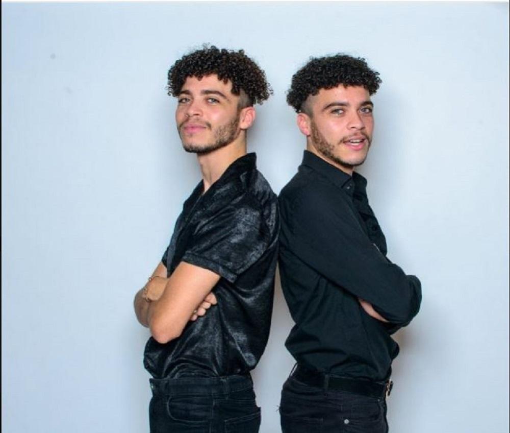 Gareth and Mason